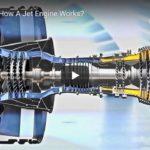 Jak funguje tryskový motor?