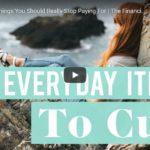 13 každodenních věcí, za které byste měli rozhodně přestat platit