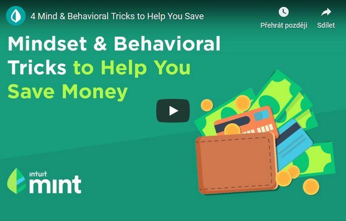 4 triky v myšlení a chování, které vám pomohou ušetřit