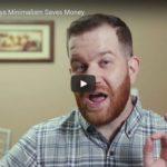 5 praktických způsobů, jak minimalismus šetří peníze